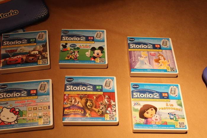 Prsenation presse du Storio 2 et Storio 2 Baby, VTech