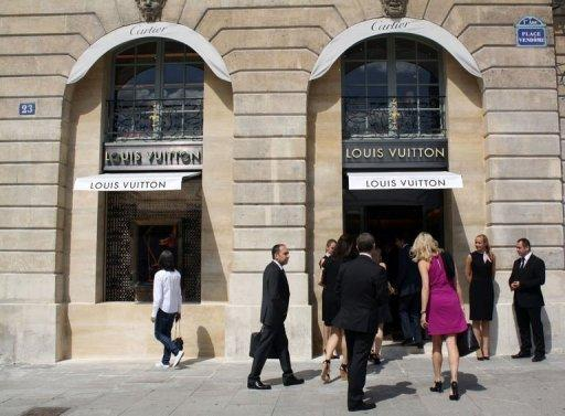 Louis Vuitton s'implante place Vendôme