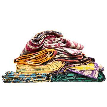 De très jolis sari indiens à petits prix !