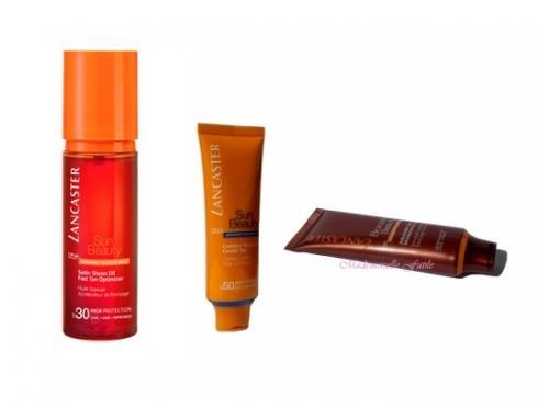 Bronzer et protéger sa peau en beauté… Sun Beauty Lancaster! (revue)