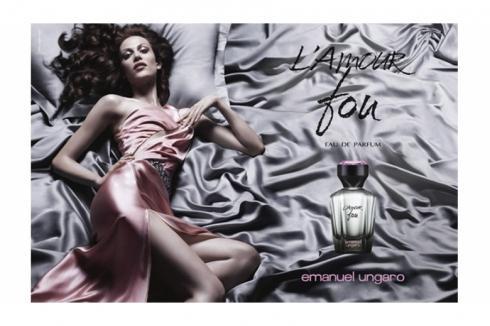 Eau de Parfum L'Amour Fou d'Emanuel Ungaro