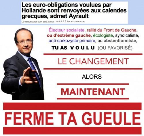 Zone Euro, FESF, MES, François Hollande, BCE