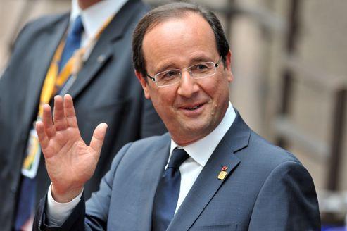 François Hollande, le 29 juin à Bruxelles.