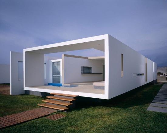 Beach House in Las Arenas - Javier Artadi Arquitectos - 2