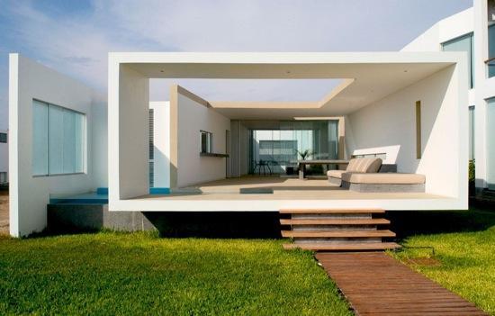 Beach House in Las Arenas - Javier Artadi Arquitectos