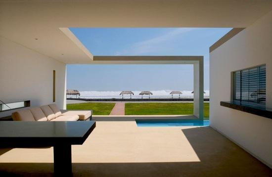 Beach House in Las Arenas - Javier Artadi Arquitectos - 5