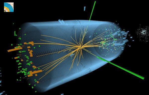 Le CERN découvre le Boson de Higgs