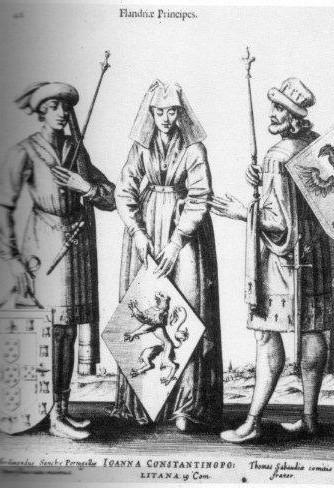 Les deux maris de la comtesse Jeanne