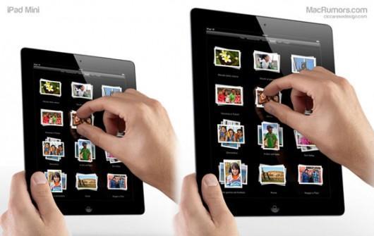 L'iPad Mini en approche ?