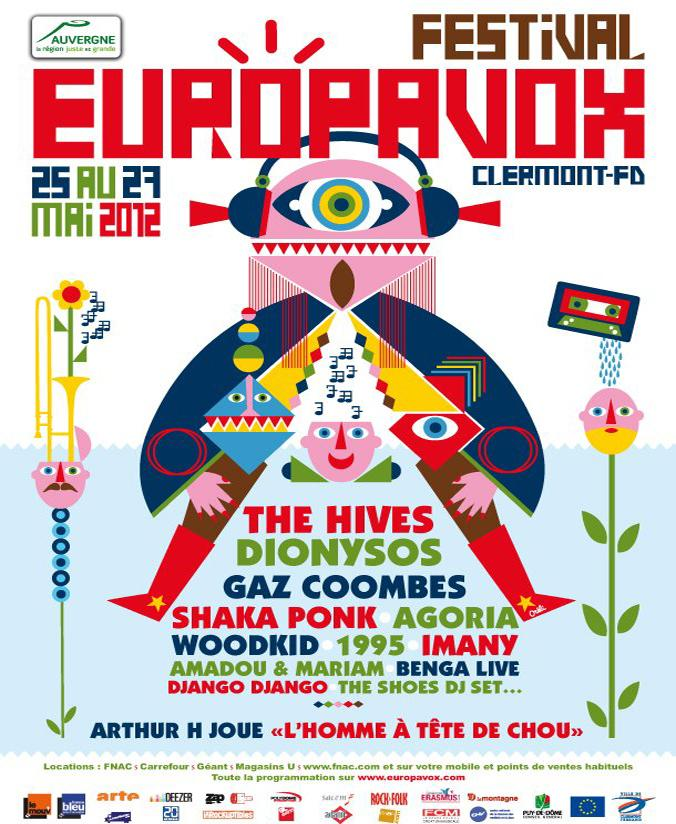 Europavox 2012 | Live Report