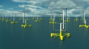 Eolienne flottante : profiter des meilleurs vents marins