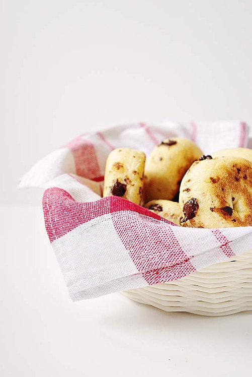 Muffins anglais au sirop d'erable, noix et pépite-copie-6