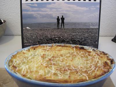 PASTAS : Lasagnes Thon Poireaux Champignon Ricotta