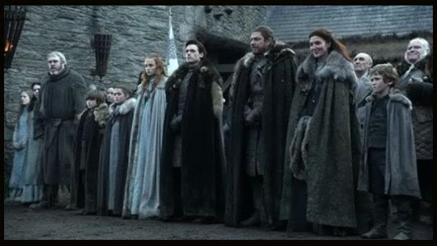 Game Of Thrones, une série qui détonne