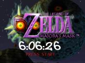 Nouveau record mondial pour Majora's Mask
