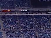 assistances baissent dans NFL...