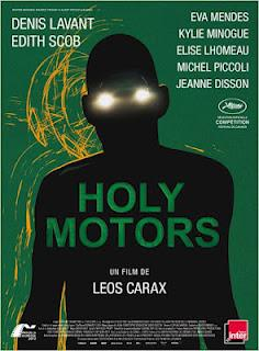 [Critique] HOLY MOTORS de Leos Carax
