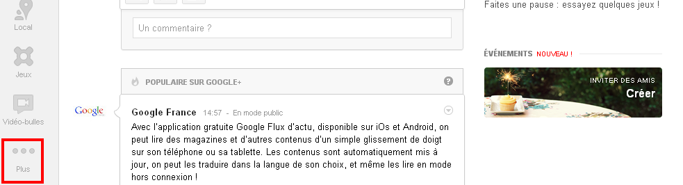 Comment créer sa page Google + Local