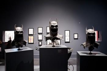 masque Batman expo  tim burton
