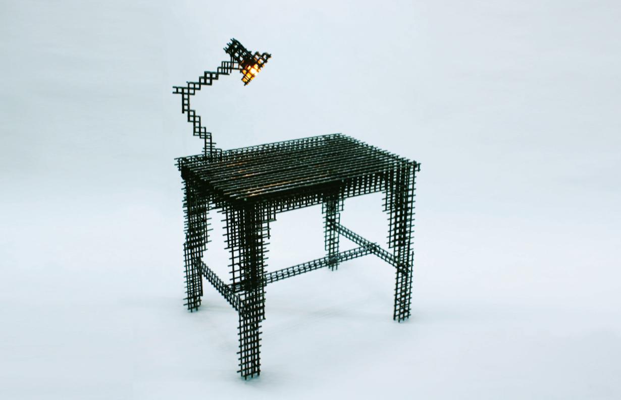 Afterimage furniture les meubles qui changent de forme for Le meuble furniture
