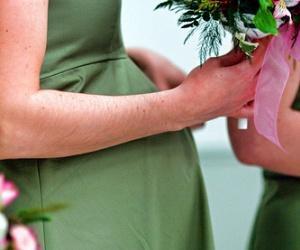 Mariage et accouchement dans la même heure !