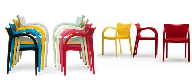 segis diteur italien de chaises design sur direct d sign voir. Black Bedroom Furniture Sets. Home Design Ideas