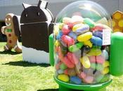 Google réalise code source Jelly Bean, développeurs moddeurs vous jouer!