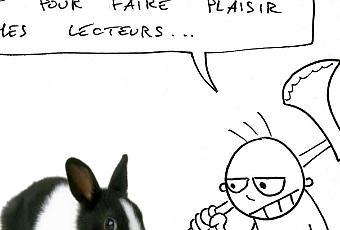 Comment tuer un lapin paperblog - Comment se tuer efficacement ...
