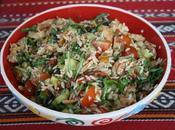 Salade poulet mariné: recettes préférées
