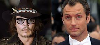 Johnny Depp et Jude Law réunis chez Wes Anderson