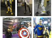 Beyond Cosplay Comic Paris 2012