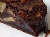 Brownie banane