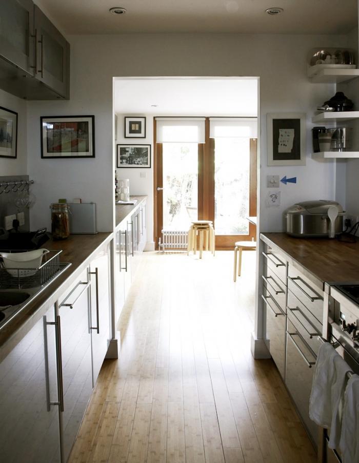Un petit appartement londonien l esprit vintage paperblog - Petit appartement aux details vintages ...