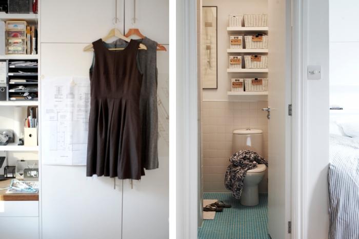 Un petit appartement londonien l esprit vintage paperblog for Deco appartement rock