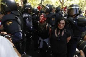 Espagne : la répression pour imposer un ordre nouveau
