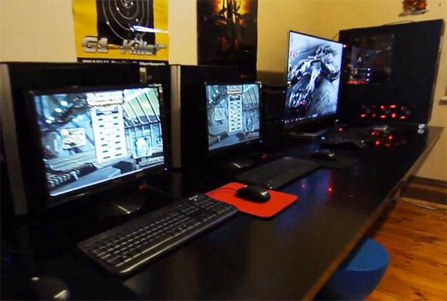 Une Chambre De Gamer Avec 30000 Matriel Paperblog