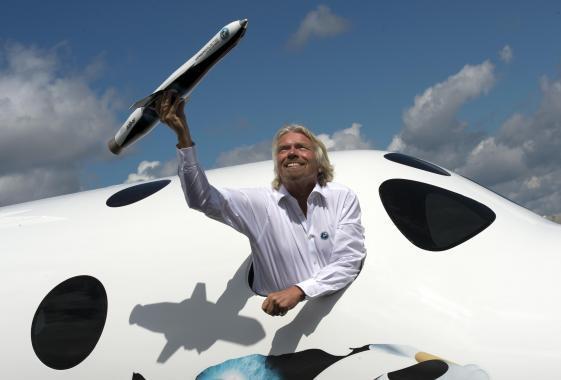 Virgin Galactic dévoile le LauncherOne