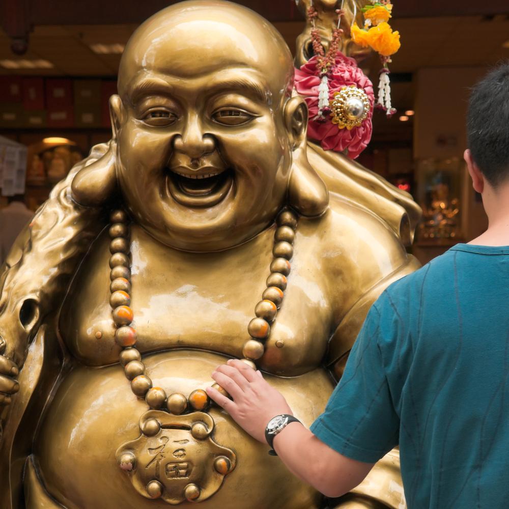 bouda chine obesité