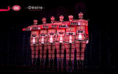 Crazy Horse Paris, Montréal 2012 - Un spectacle décevant sauf le bizou...