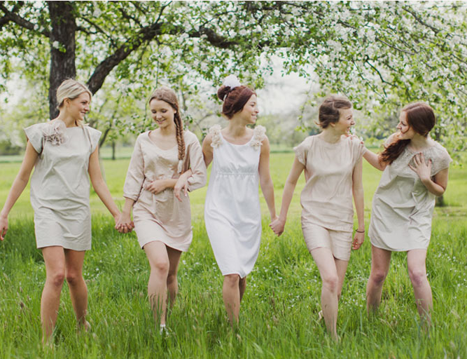 Mariage une robe romantique by soeur coeur paperblog - Mariage campagne chic ...