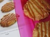 Biscuits caramel noix cajou (Martha Stewart)