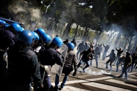ACAB : coup de matraque à l'italienne