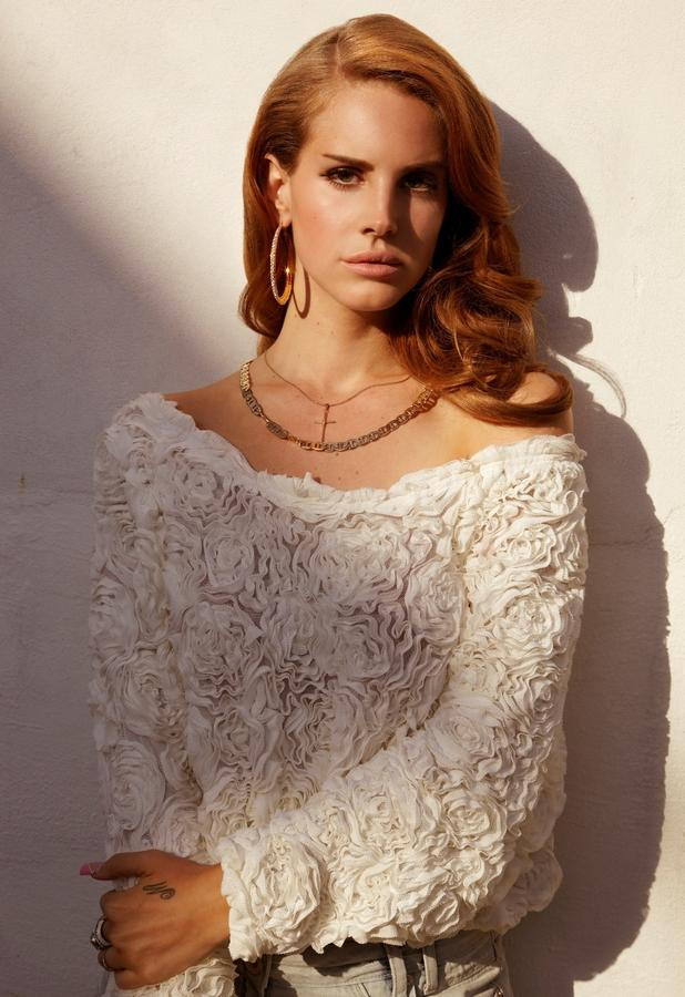 Lana Del Rey, nouvelle égérie du style rétro américain