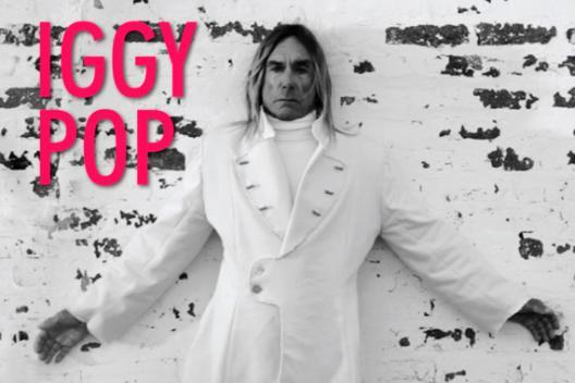 Iggy Pop : Un retour plus que surprenant !