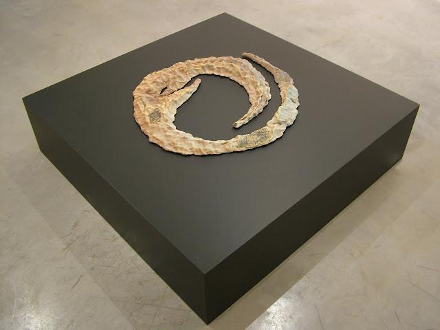 Sophie Ronse au Musée de l'Alcora