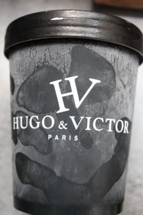Pot de glace Hugo and Victor 280x420