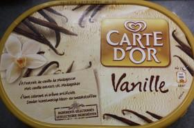 Pot de glace Carte dor 280x186