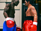 Boxing Stop Motion Pacquiao Mayweather