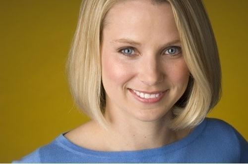 Marissa Mayer devient directrice générale de Yahoo!