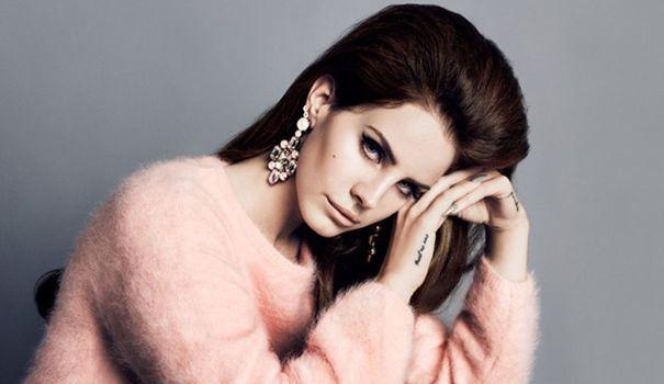 Lana Del Rey, la nouvelle égérie de H&M;.